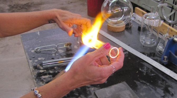 Scientific Glassblowing Fuses Art, Science and Innovation